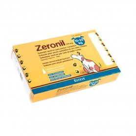 Zeronil Perros, Pipetas para perros