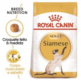 Pienso Royal Canin Razas Siamese 38 (Siamés)
