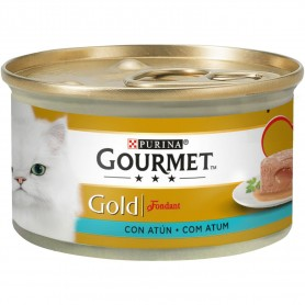 Purina Gourmet Gold Fondant con Atún