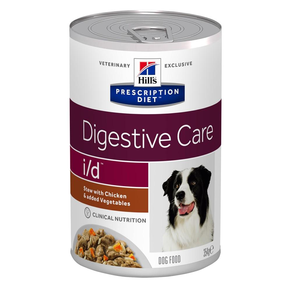 Comida húmeda Hill´s Prescription Diet  Canine i/d Estofado con Pollo y Verduras