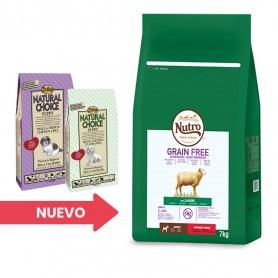 Nutro Grain Free Puppy Cordero