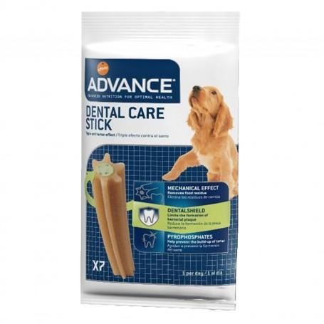 Advance Dental Care Stick, Snacks para perros, Higiene bucal