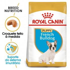 Royal Canin Puppy Bulldog Francês