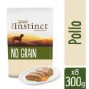 True Instinct No Grain Medium Maxi Adult Pollo