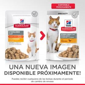 Hill's Science Plan Feline Sterilized Cat Pollo (Bolsita)