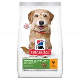 Hill's Science Plan Pienso seco perro mayor +7 Vitality Small &...