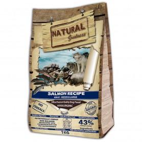 Natural Greatness Receta Salmón Sensitive Medium & Large