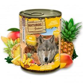 Natural Greatness Canguro con piña, mango y espirulina Perro (lata)