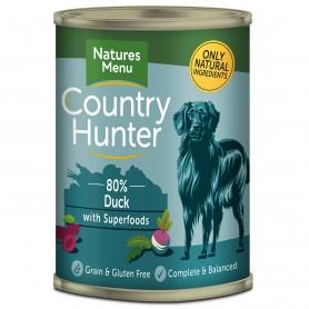 NM Country Hunter Latas Perro Pato