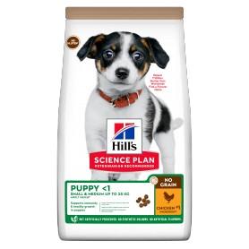 Hill´s Science Plan Canine Puppy Medium & Small No Grain Pollo