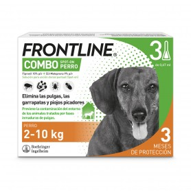 Frontline Combo perro