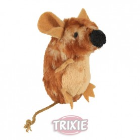 Ratón siempre en pie, Catnip, Peluche, 8cm