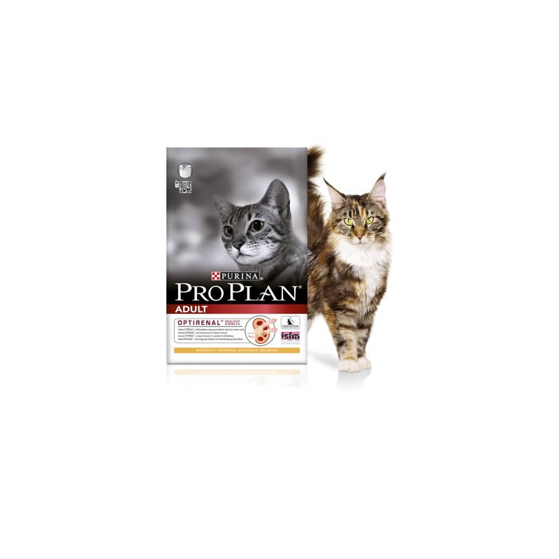 Purina Pro Plan Adult com OPTIRENAL - Frango