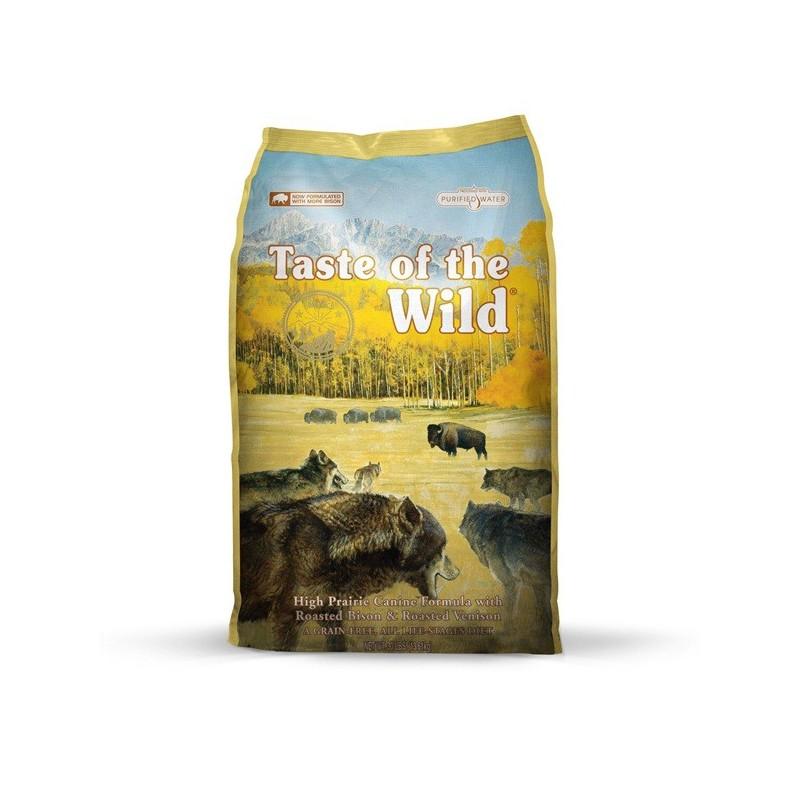 Taste of the Wild High Prairie, pienso al mejor precio en Piensoymascotas.com