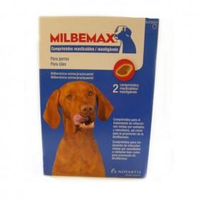 Milbemax masticable perros grandes