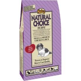 Nutro Natural Choice Puppy Small & Medium
