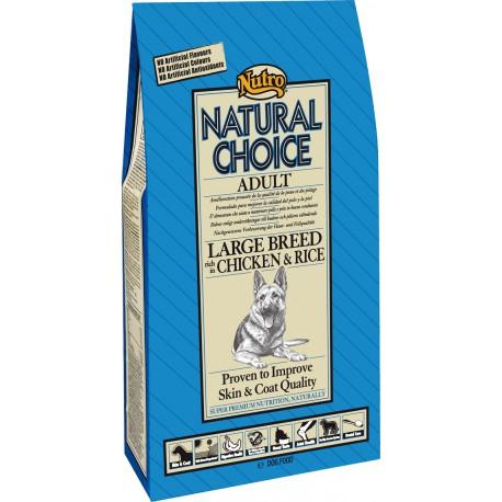 Nutro Grain Free Razas Grandes Pollo