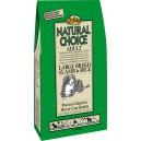 Nutro Grain Free Adulto Razas Grandes Cordero, pienso para perros