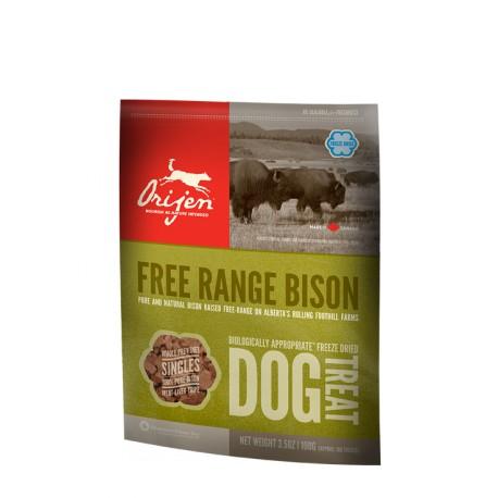 Orijen Treats Bison (Snacks Naturales)
