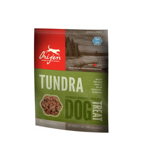 Orijen Treats Tundra (Snacks Naturales)