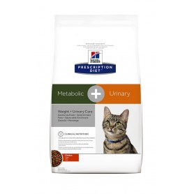 Hill's Prescription Diet Feline Metabolic + Urinary