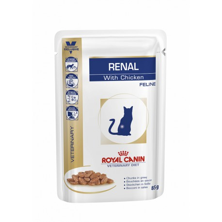 Royal Canin Veterinary Diet Renal (Pollo)