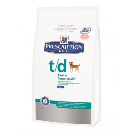 Hills Prescription Diet Canine t/d Mini