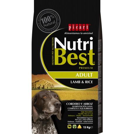 Picart NutriBest Lamb & Rice