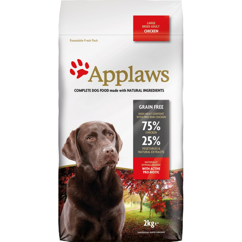 Applaws Adult Large Breed Chicken
