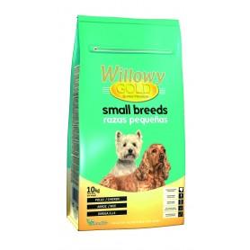 Willowy Gold pienso para perros Razas Pequeñas