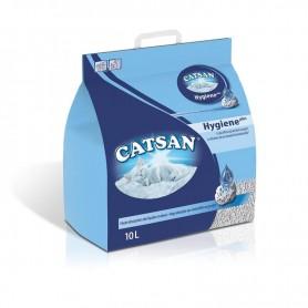 Areia Catsan Hygiene Plus