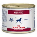Royal Canin Hepatic Latas, comida húmeda para perros