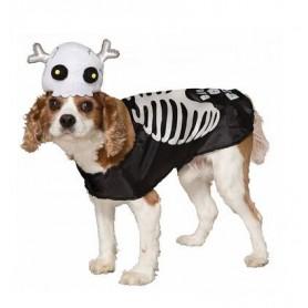 Disfraz Esqueleto para perro