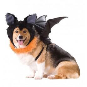 Disfraz de murciélago nocturno parra perro