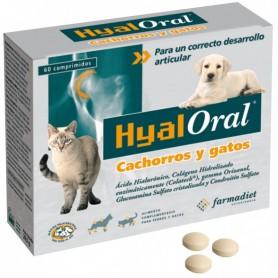 Hyaloral Cachorros y Gatos 50 ml