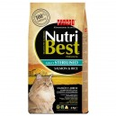 Picart NutriBest Cat Sterilised Salmon & Rice
