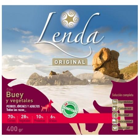 comida húmeda Lenda Original Buey Lata