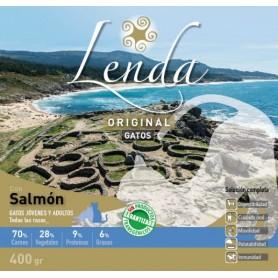 Lenda Original Salmón Lata