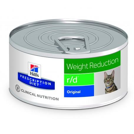 Hills Prescription Diet Feline r/d (lata)