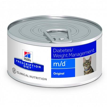 Hills Prescription Diet Feline m/d (lata)