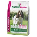Eukanuba Nature Plus+ Adult Medium Breed Cordero , pienso para perros naturales