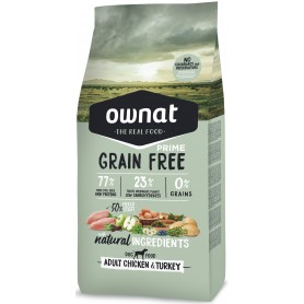 Ownat Grain Free Adult, pienso natural para perros