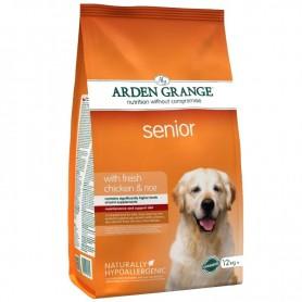 Arden Grange Adult Senior, pienso para perros naturales