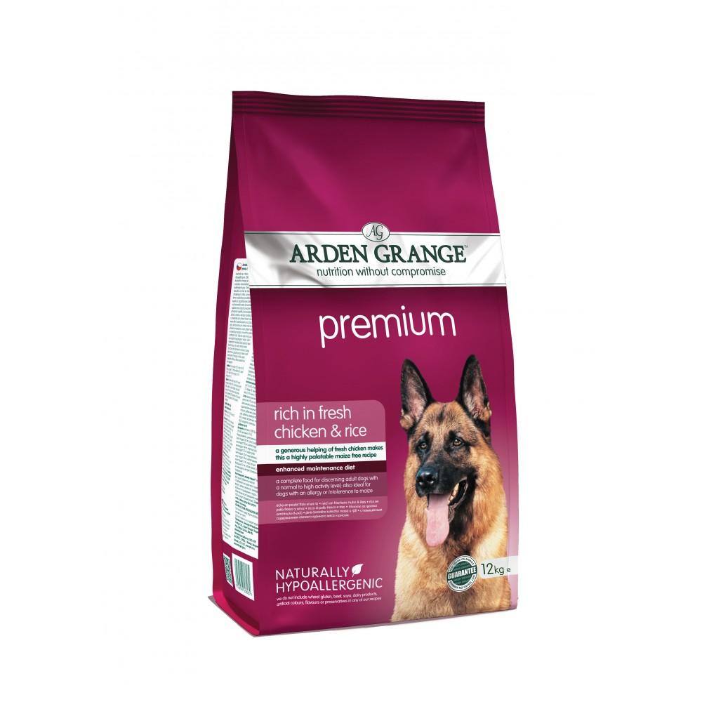 Arden Grange Adult Premium, pienso para perros naturales