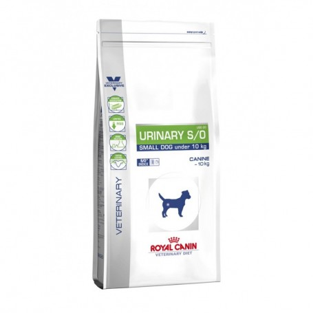 Royal Canin Urinary S/O Small Dog, pienso veterinario para perros