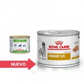 La mejor comida húmeda para perros Royal Canin Urinary S/O
