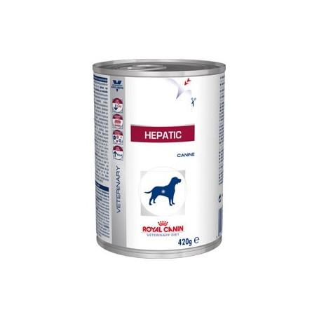 Royal Canin Hepatic Latas
