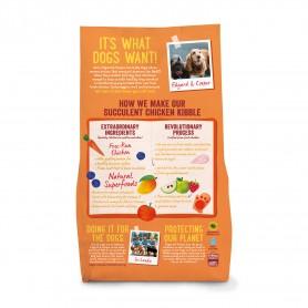 Edgard & Cooper, pienso sin cereales con pollo fresco para perros...