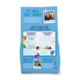 Edgard & Cooper, pienso sin cereales con salmón fresco para perros...