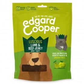 Edgard & Cooper, barritas sin cereales con cordero, vacuno, manzana, remolacha y zanahoria